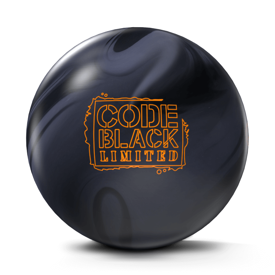 Storm Code Black Limited Bowling Ball