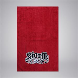 STORM EST. TOWEL RED