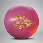Flame Reactive - Red / Purple Sanded