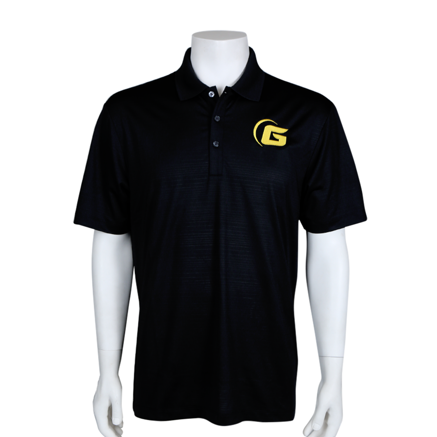 GLOBAL ECLIPSE POLO BLACK