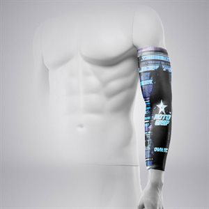 GRUNGE COMPRESSION SLEEVE