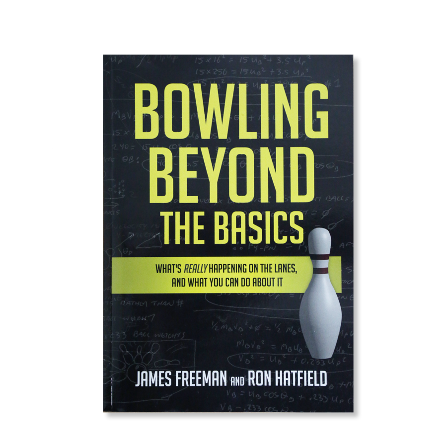 BOWLING BEYOND THE BASICS BOOK