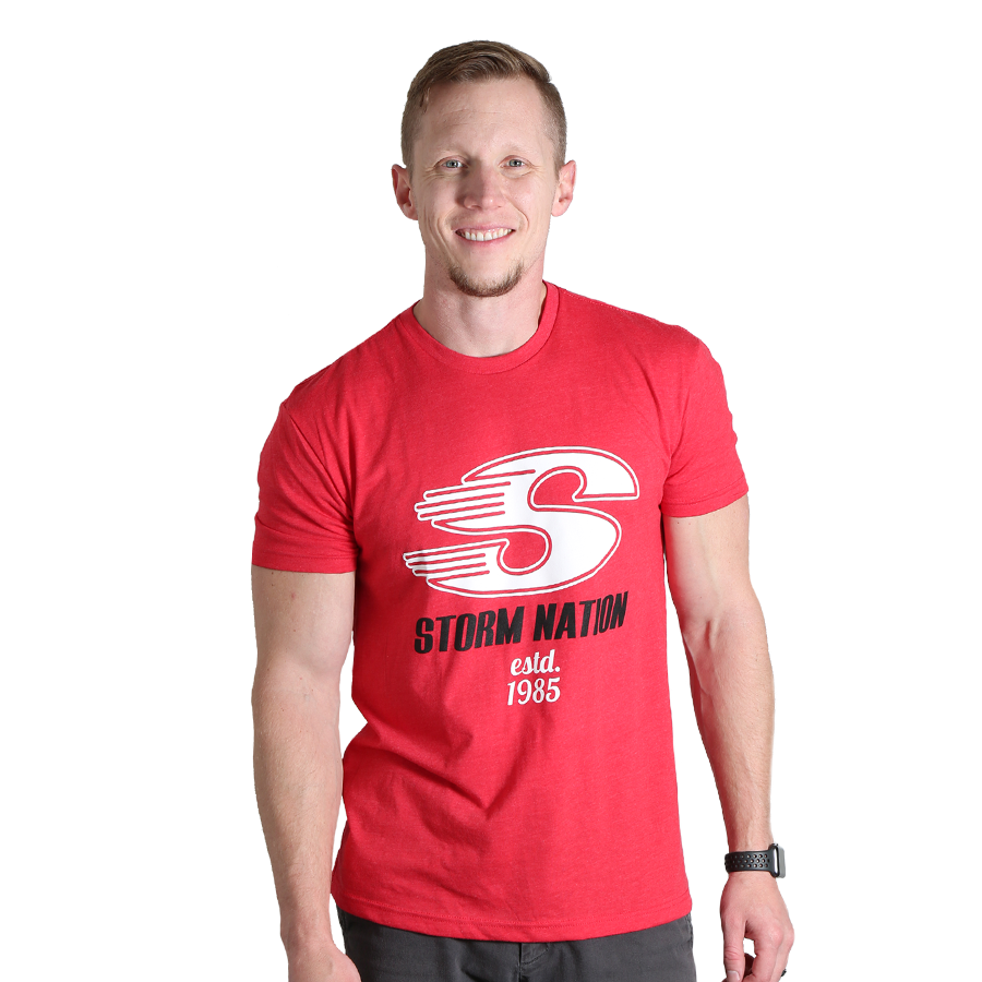 FLYING S STORM NATION TEE