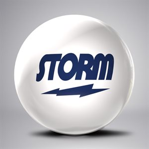 Clear Storm White-Navy