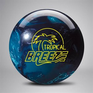 Tropical Breeze - Black / Teal