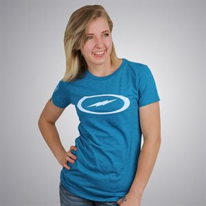 LADIES BOLT LIGHTWEIGHT TEE